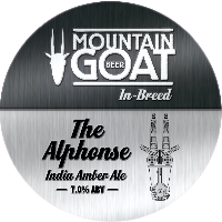 In-Breed The Alphonse India Amber Ale