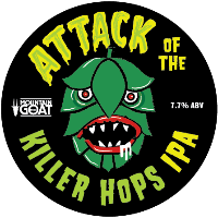 Rare Breed Attack of the Killer Hops IPA