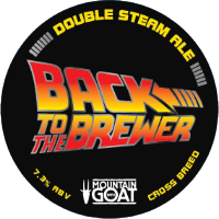 Rare Breed Back to the Brewer Double Steam Ale