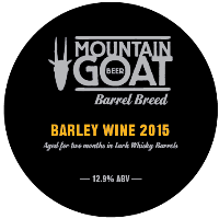 Barrel Breed Barley Wine 2015