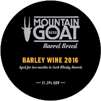 Barrel Breed Barley Wine 2016