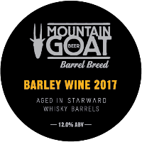 Barrel Breed Barley Wine 2017