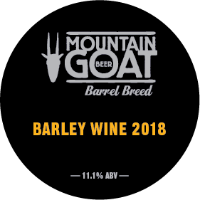 Barrel Breed Barley Wine 2018