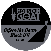 Rare Breed Before The Dawn Black IPA
