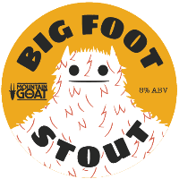 Bigfoot Stout