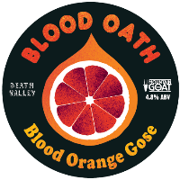 Blood Oath Blood Orange Gose