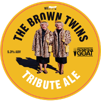 The Brown Twins Tribute Ale