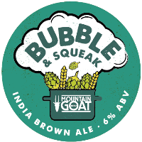 Bubble and Squeak Brown Ale