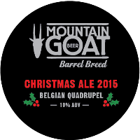 Barrel Breed Christmas Ale 2015