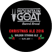 Barrel Breed Christmas Ale 2016