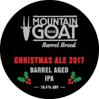 Barrel Breed Christmas Ale 2017
