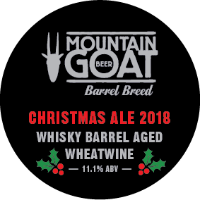 Barrel Breed Christmas Ale 2018