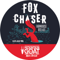 Rare Breed Fox Chaser Farmhouse Red Ale
