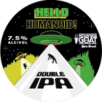 Rare Breed Hello Humanoid Double IPA