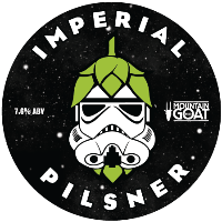 Storm Trooper Imperial Pilsner