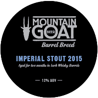 Barrel Breed Imperial Stout 2015