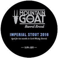 Barrel Breed Imperial Stout 2016