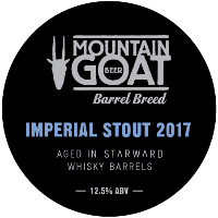 Barrel Breed Imperial Stout 2017