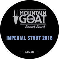 Barrel Breed Imperial Stout 2018