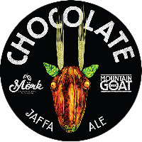 Mörktain Goat Chocolate Jaffa Ale