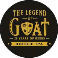 Rare Breed Legend of Goat Double IPA