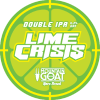 Rare Breed Lime Crisis Double IPA