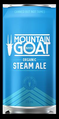 Organic Steam Ale