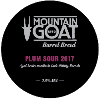 Barrel Breed Plum Sour Ale