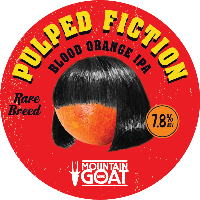 Rare Breed Pulped Fiction Blood Orange IPA
