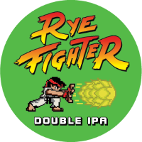 Rare Breed Rye Fighter Double IPA