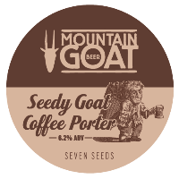 Cross Breed Seedy Goat Coffee Porter